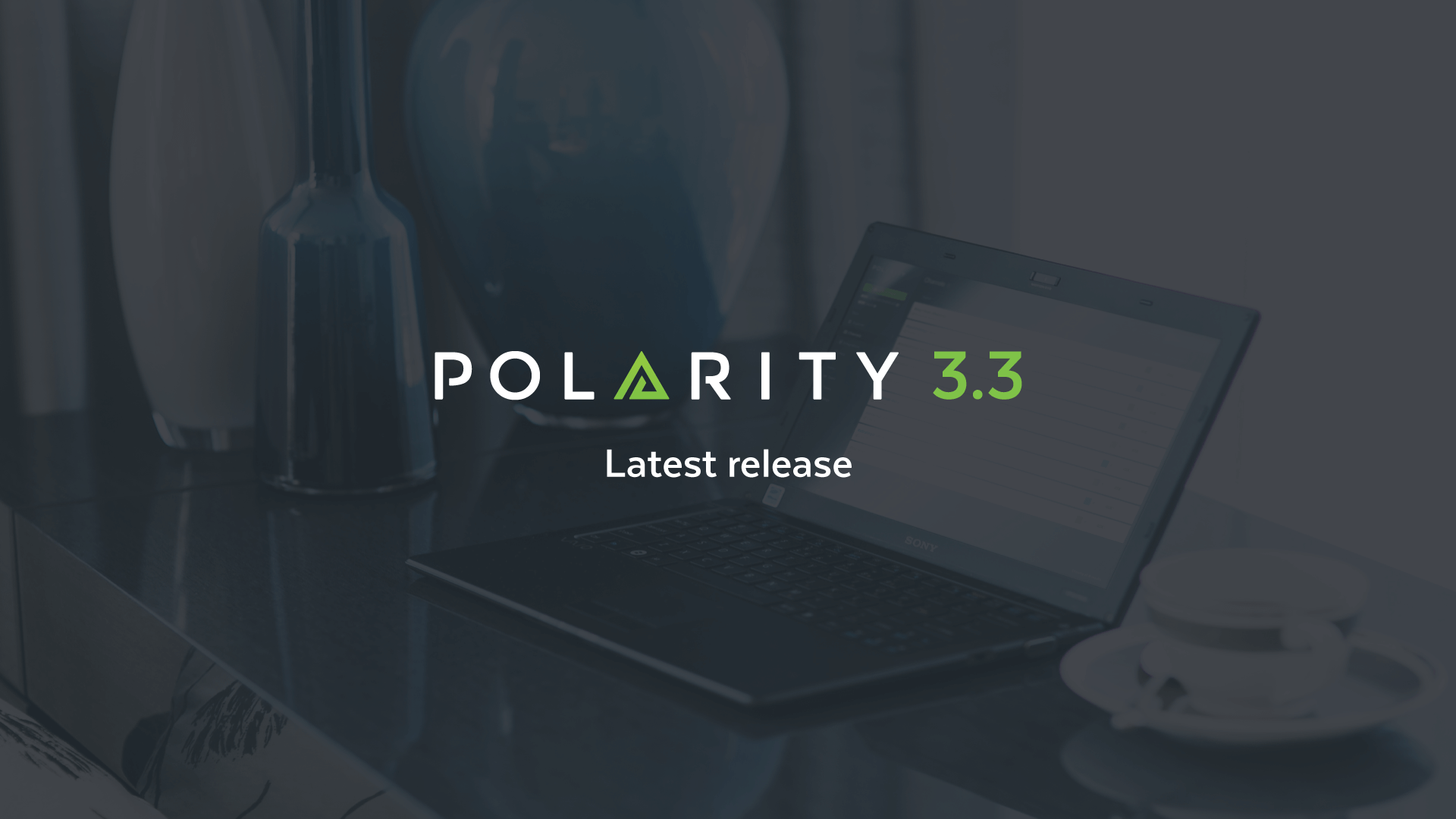 Polarity 3.3 blog cover image