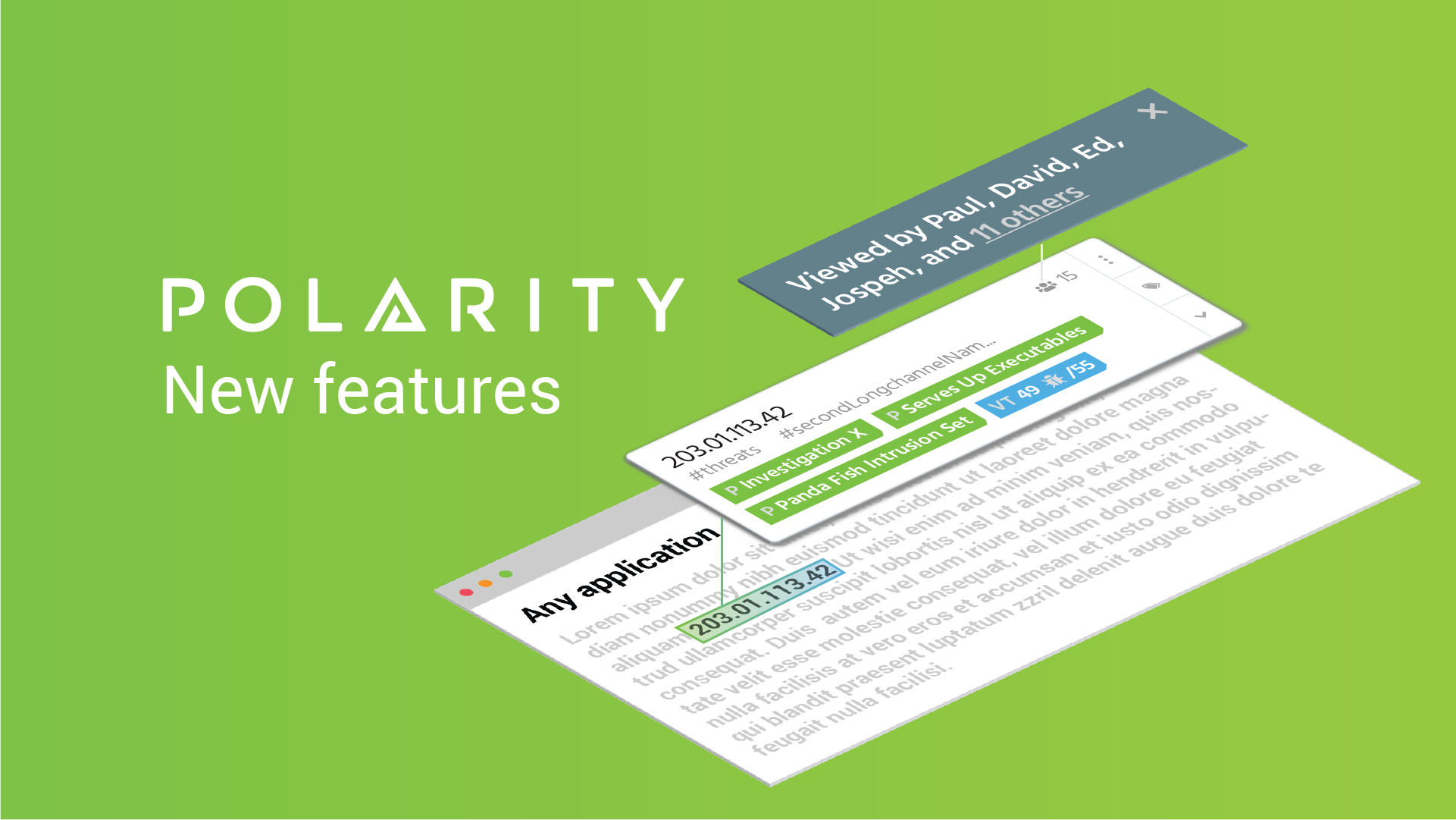 Polarity latest release blog cover image